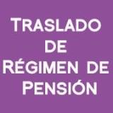 Cambio de fondo de pensiones