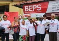Lanzamiento BEPS en Bogotá y Adultos Mayores