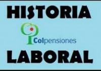 Recurso primordial para pensión la Historia Laboral