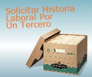Como solicitar Historia Laboral por medio de un tercero