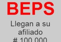Los BEPS vinculan a 100.000 personas