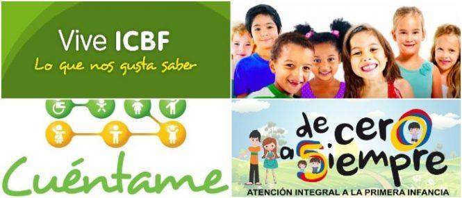 aplicativo y programa cuentame del icbf