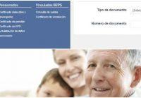 guia para consultar certificado de afiliacion colpensiones